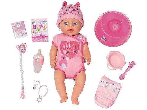 BABY born - Poupée yeux bleus 43 cm