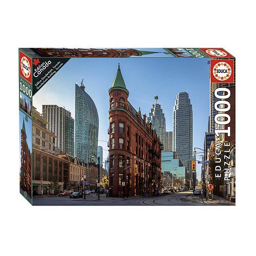 Educa -  Édifice Gooderham, Toronto 1000pcs