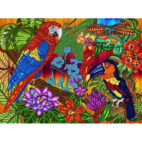 Jacarou - Tropiques 1000 pcs