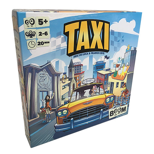 Boom - Taxi