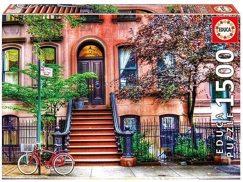 Educa - Greenwich Village, New York 1500 pcs