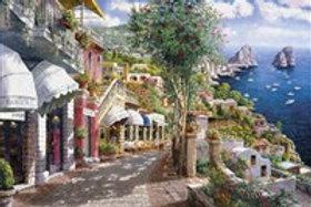 Clementoni - Capri 1000pcs