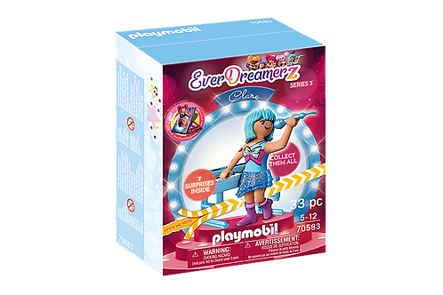 Playmobil - Clare - Music World