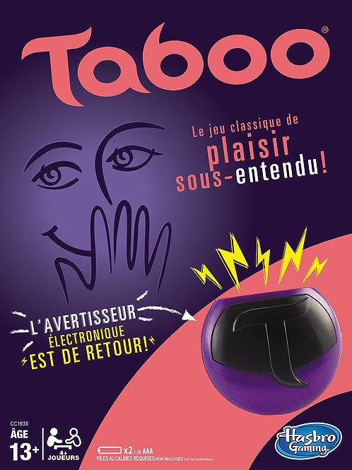 Hasbro - Taboo version française