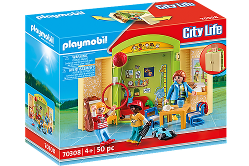 Playmobil - Coffre Garderie