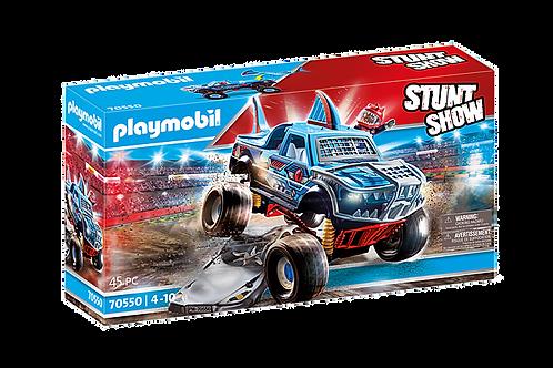 Playmobil - Stuntshow Monster truck de cascade