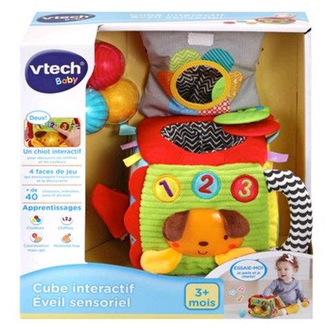 Vtech - Cube interactif Éveil sensoriel