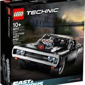 LEGO Technic - La Dodge Charger de Dom