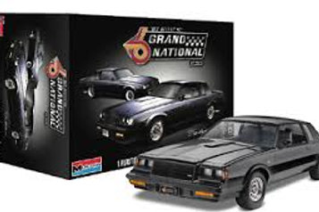 Revell - 1987 BUICK GRAND NATIONAL 2 n 1