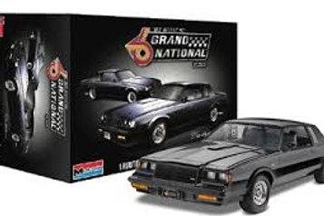Revell - 1987 BUICK GRAND NATIONAL 2 n 1