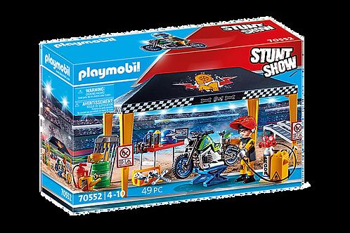 Playmobil - Stuntshow Atelier de réparation