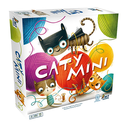 MJ Games - Caty Mini