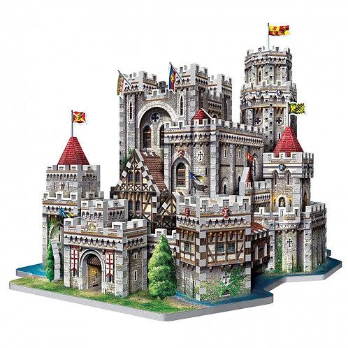 WREBBIT 3D- Camelot – Château du roi Arthur