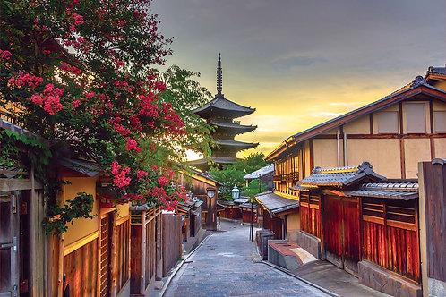 Educa - Pagode Yasaka, Kyoto, Japon 1000pcs