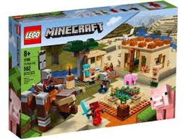 LEGO Minecraft - L'attaque des illageois