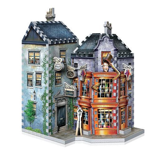 WREBBIT 3D - Weasley, Farces pour sorciers facétieuxMC et La Gazette du sorcier