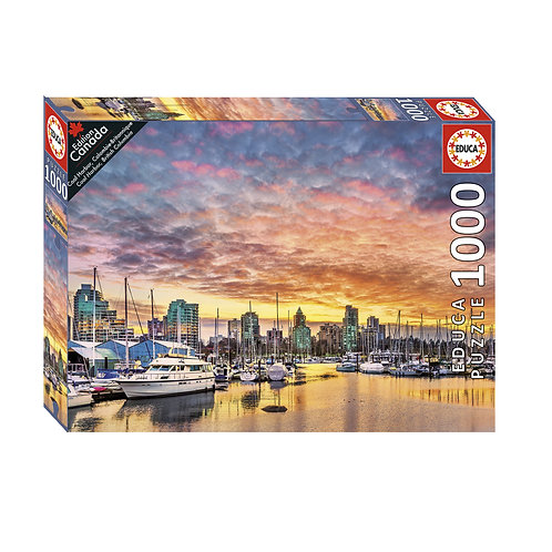 Educa - Coal Harbor, Colombie-Britannique 1000pcs