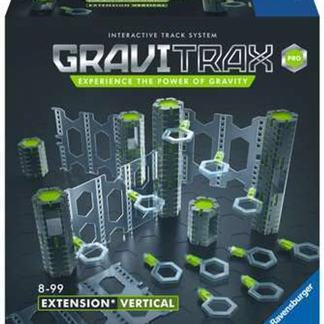 Ravensburger - GraviTrax PRO Set d'Extension Vertical