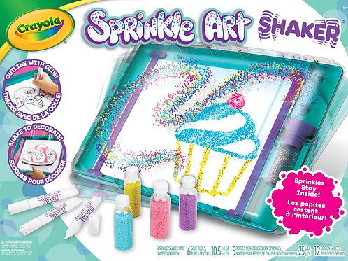 Crayola - Sprinkle Art Shaker