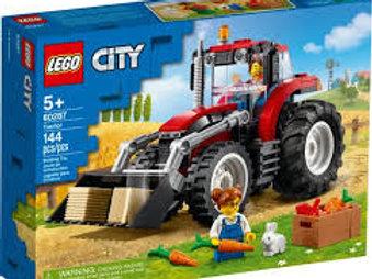 LEGO City - Le tracteur