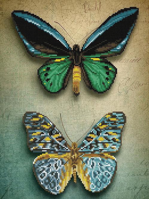 Diamond Dotz - Antique Butterflies