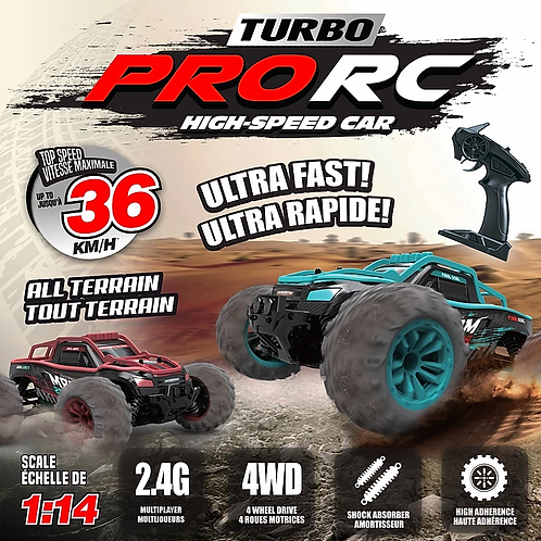 Ricochet - Turbo Pro RC