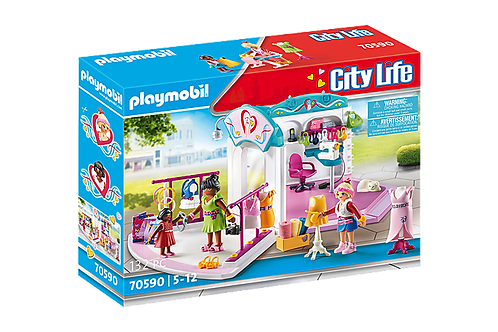 Playmobil - Atelier design de mode