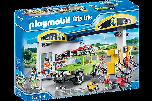 Playmobil - Station service