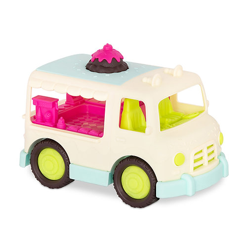 B. - Happy Cruisers Camion de crème glacée