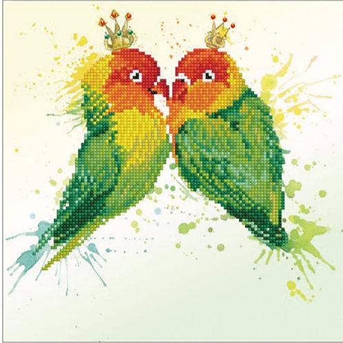 Diamond Dotz - Love Birds