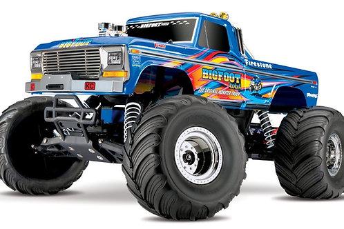 Traxxas - Bigfoot 2WD XL-5 RTR