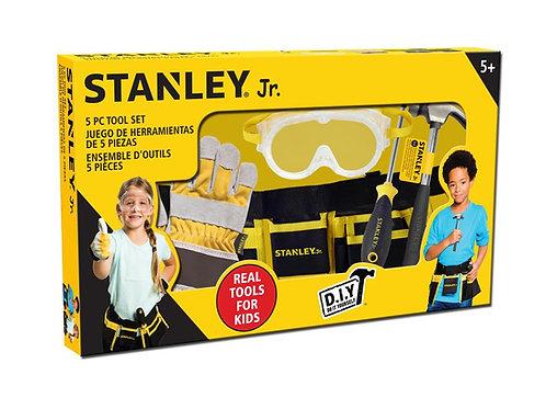 Stanley Jr. - Ensemble d'outils débutant 5 pièces