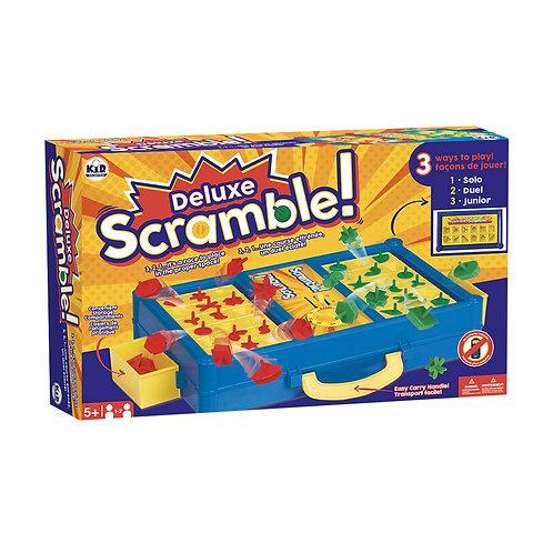 KID -Jeu Scramble! de luxe 3-en-1