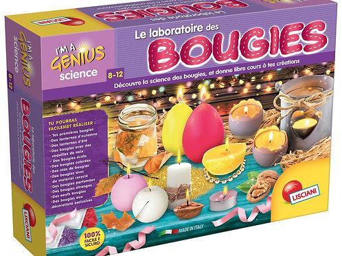 Lisciani I'm a Genius - Le laboratoire des bougies