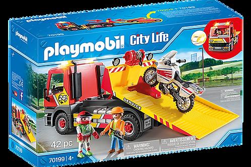 Playmobil -  Camion de dépannage (70199)