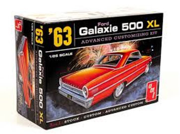 AMT - 1/25 '63 Galaxie 500