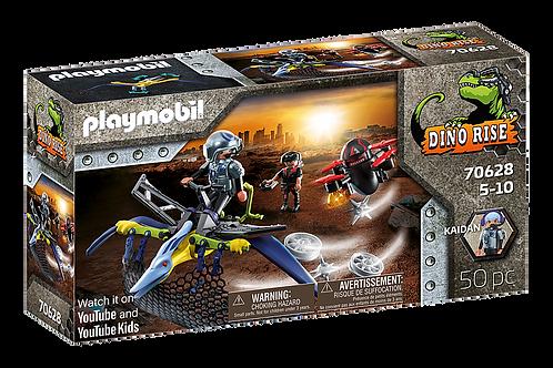 Playmobil - Dino Rise Ptéranodon et drone