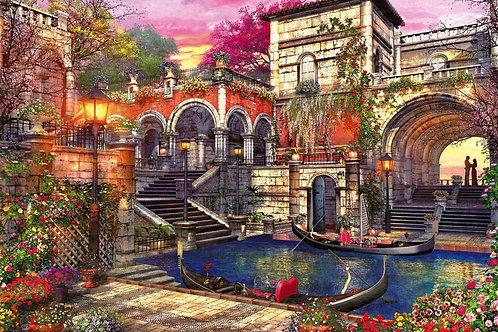 Educa - Romance à Venise 3000pcs