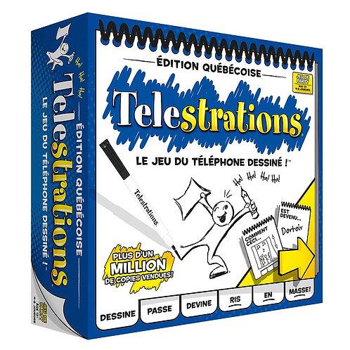 Telestration - Édition Québécoise