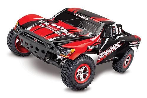 Traxxas - Slash 2WD XL-5 RTR rouge