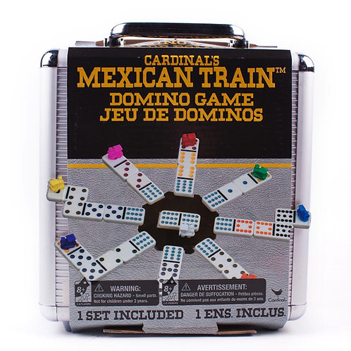 Jeu Dominos Train mexicain Double 12