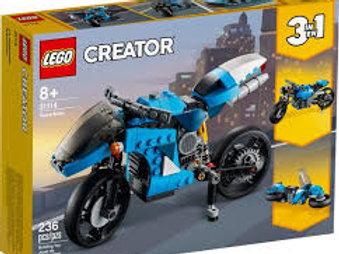 LEGO Créator - La super moto