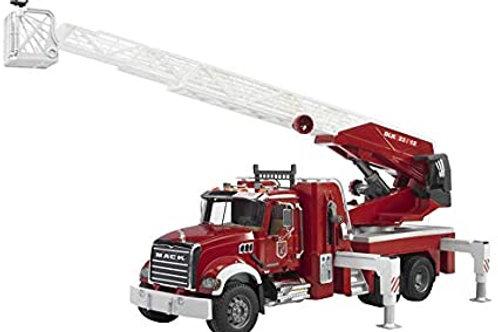 Bruder - Mack camion pompier
