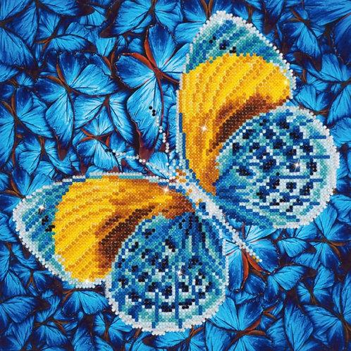 Diamond Dotz - Papillon Or