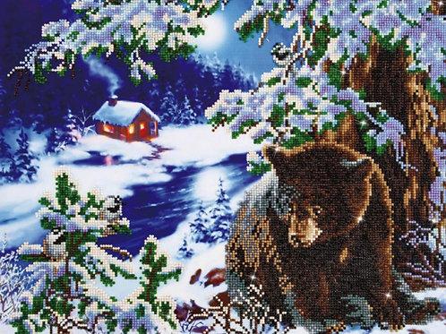 Diamond Dotz - Rambling Bear