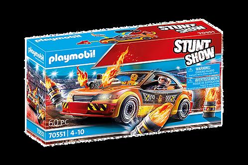 Playmobil - Stuntshow Voiture crash test