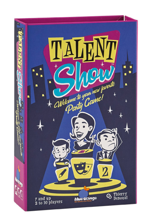 Blue Orange - Talent Show