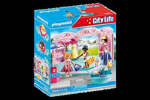 Playmobil- Boutique de mode