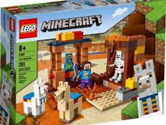 LEGO Minecraft - Le comptoir d'échange