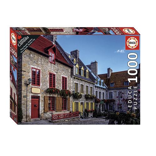 Educa - Place Royale, Québec 1000pcs